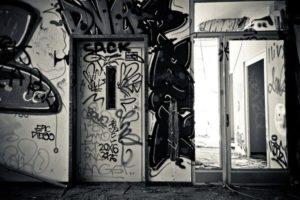 Vandalism_House